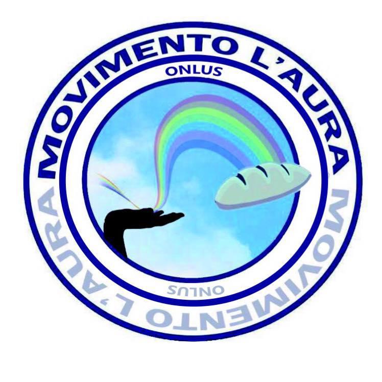 logo movimento l'aura onlus